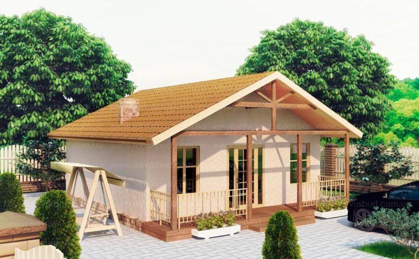 Проект «Дачный дом 2»