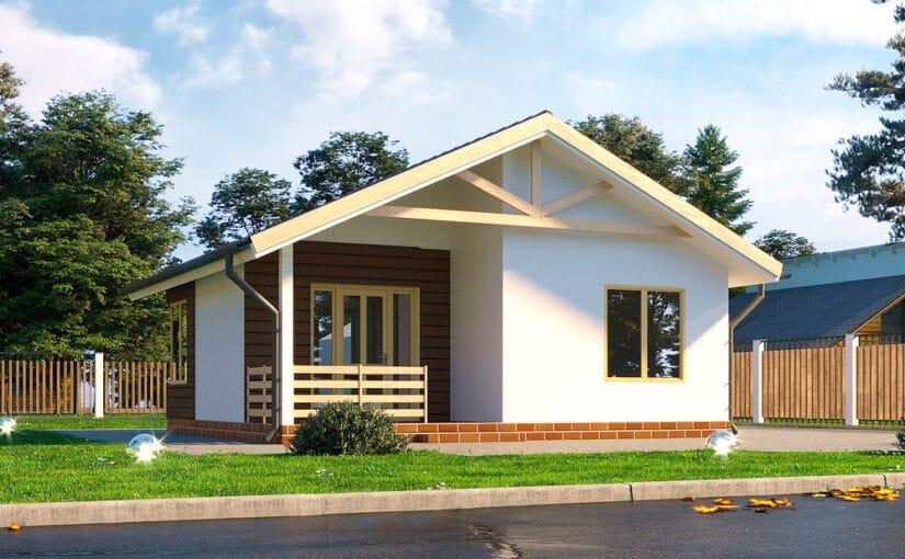 Проект «Дачный дом 1»