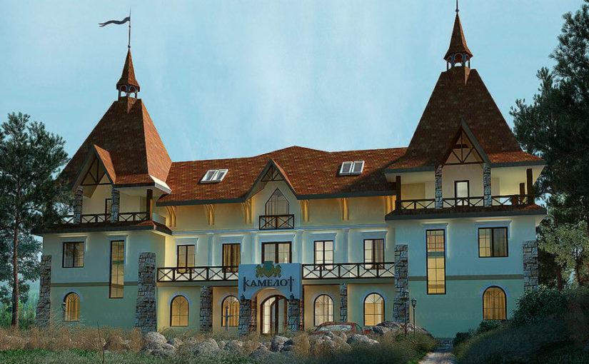 Проект «Отель Камелот»