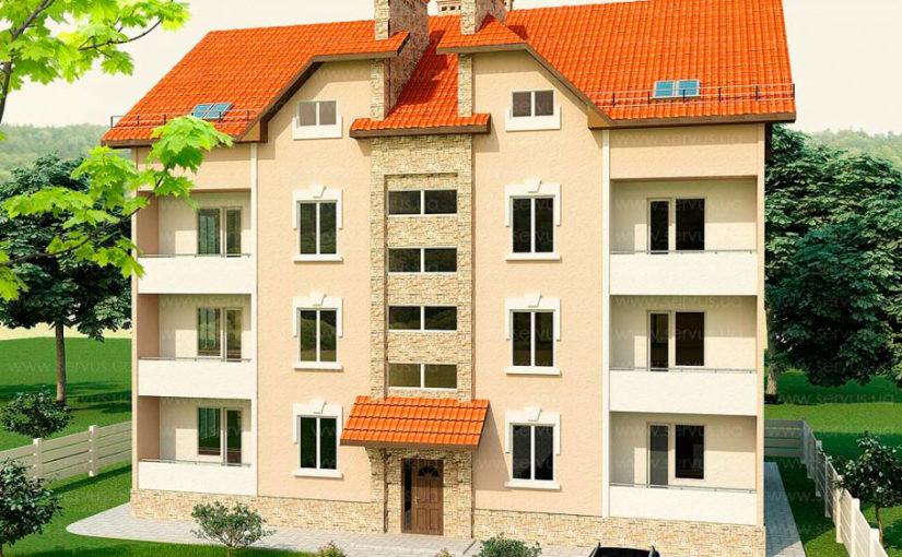 Проект «Отель Ирпинь»