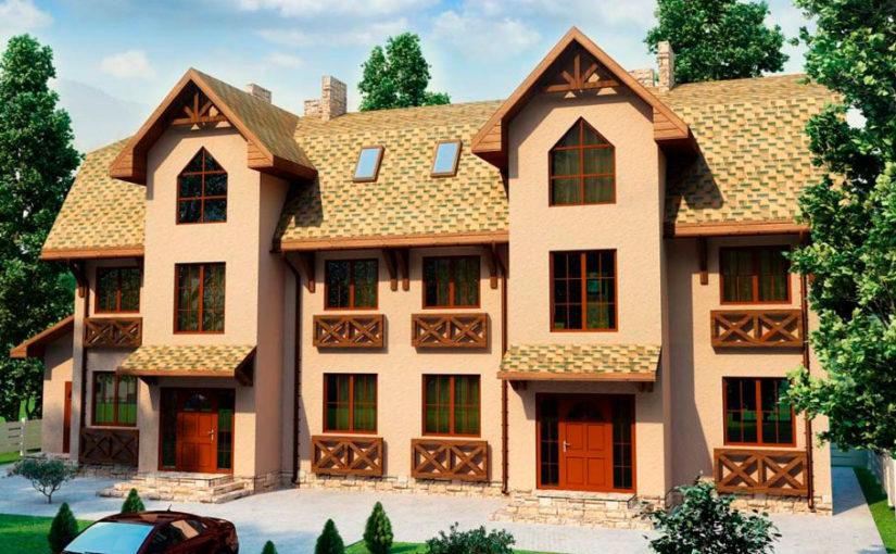 Проект «Отель Карпаты»