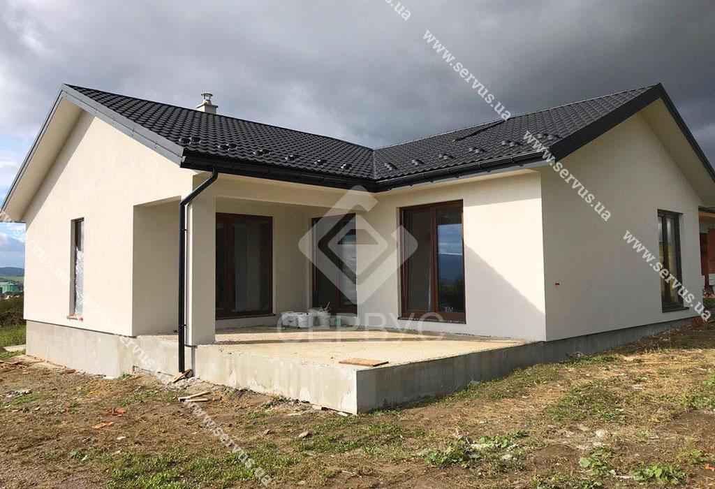 стоимость дома в словакии