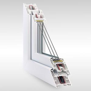Пластиковые окна для частных домов и квартир