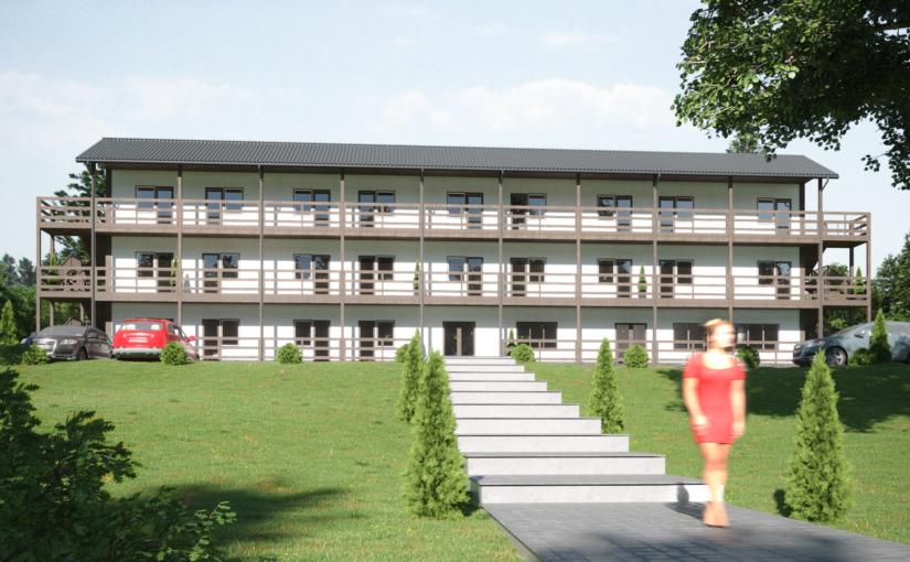 Проект «Отель Феодосия»
